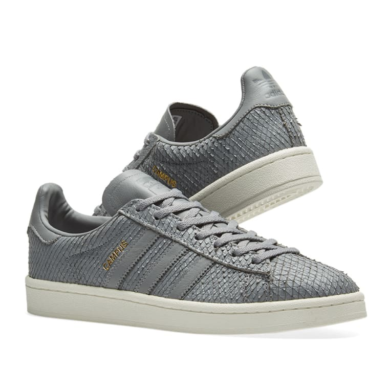 adidas Adidas Campus W Grey Three/ Grey Three/ Off White iLvRI