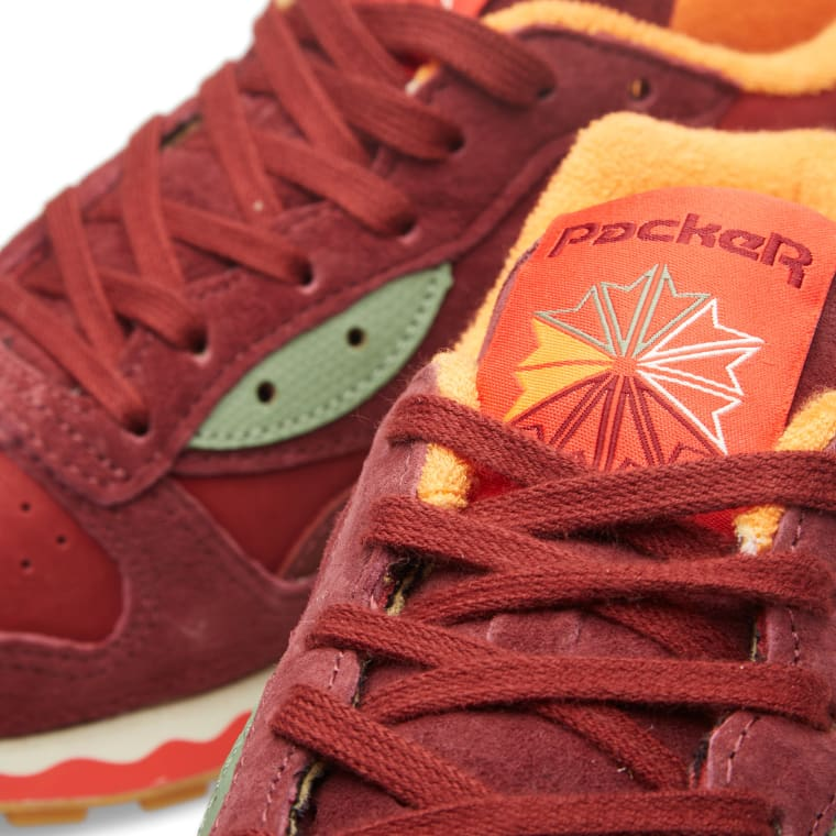 X Packer End Lx rugged Reebok amp; Mulberry 8500 Maroon Shoes fBPxUw