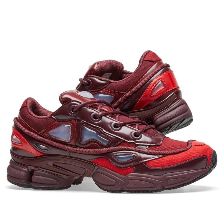 adidasAdidas x Raf Simons Ozweego III Burgundy/ Maroon/ Scarlet H9vTlv