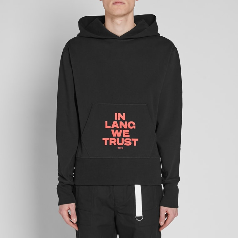 Lang Trust Black In We 4 Helmut Hoody dytStH