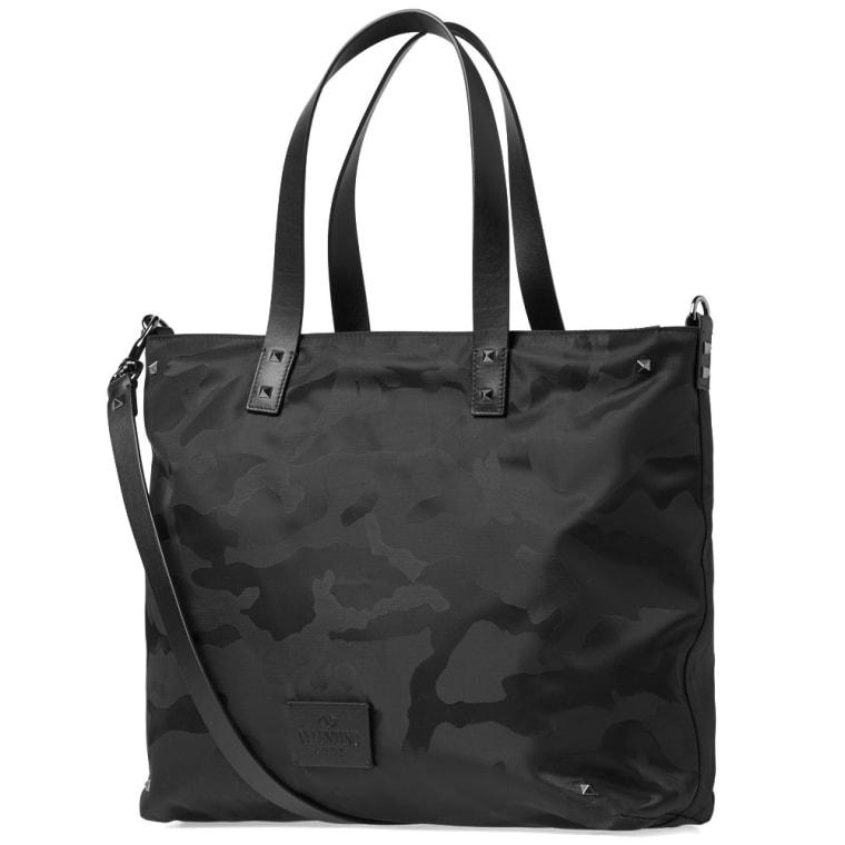 Shoulder Bags On Sale, Black, Nylon, 2017, one size Valentino