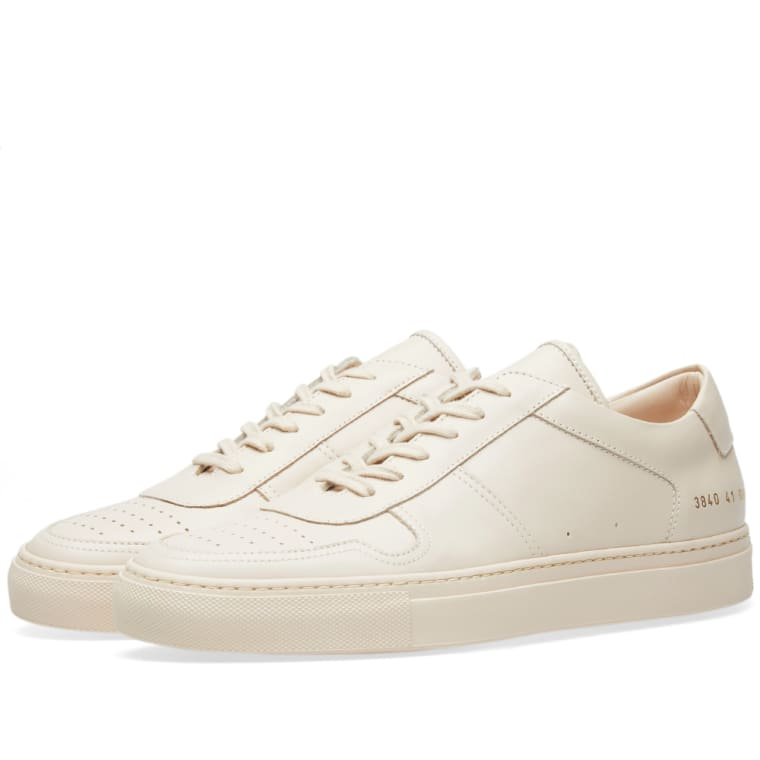 Pink B-Ball Low Sneakers Common Projects BWNbUmYrLt