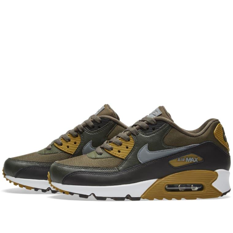 classic fit ecb16 dd534 Grey Grey END Air Cool Cargo amp  Max Nike Nike Nike 90 Khaki Noir  Essential xvwaqWx0dC