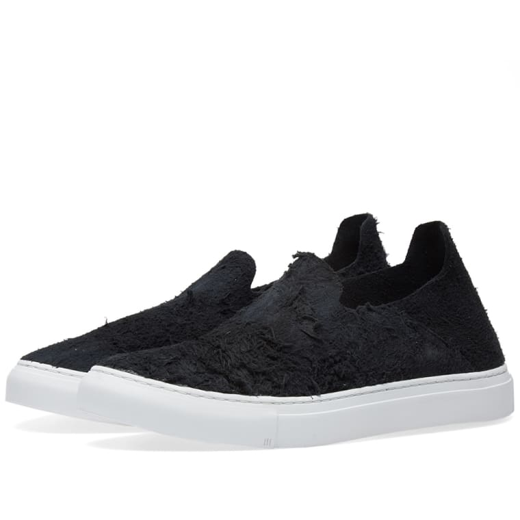 Diemme Black Suede One Slip-On Sneakers 1zxz83veR