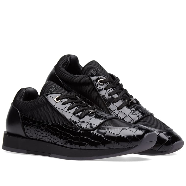 Jimmy Choo Jett sneakers free shipping finishline outlet prices fast delivery cheap online sale shop 0yCqN45b
