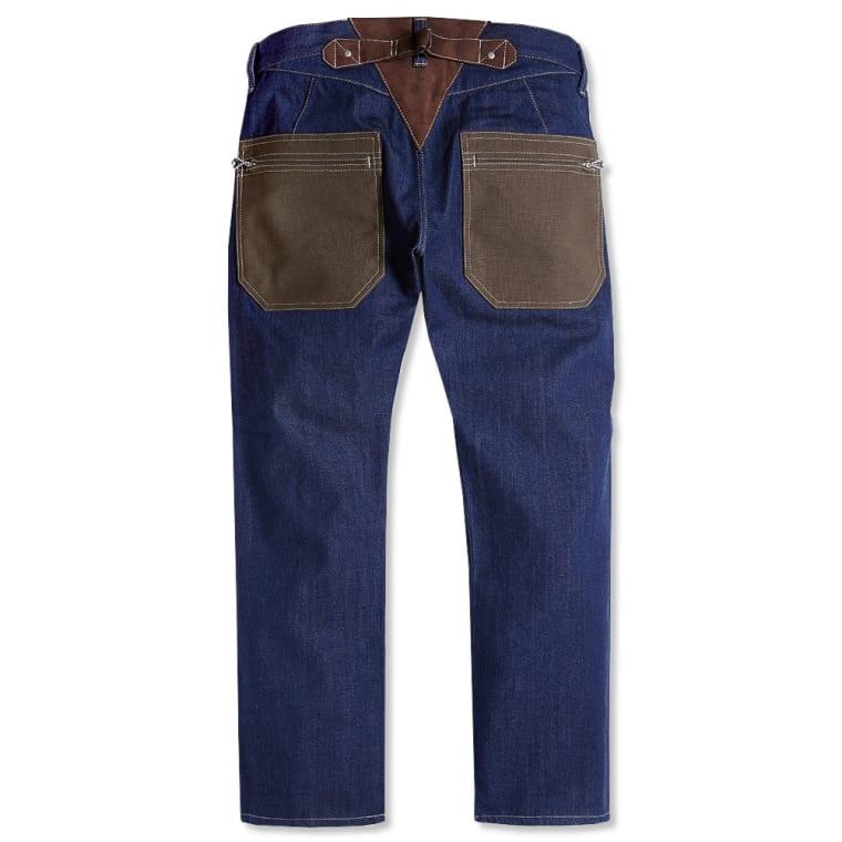 For Sale Discount Sale DENIM - Denim trousers Junya Watanabe Best Choice SSranpzJV