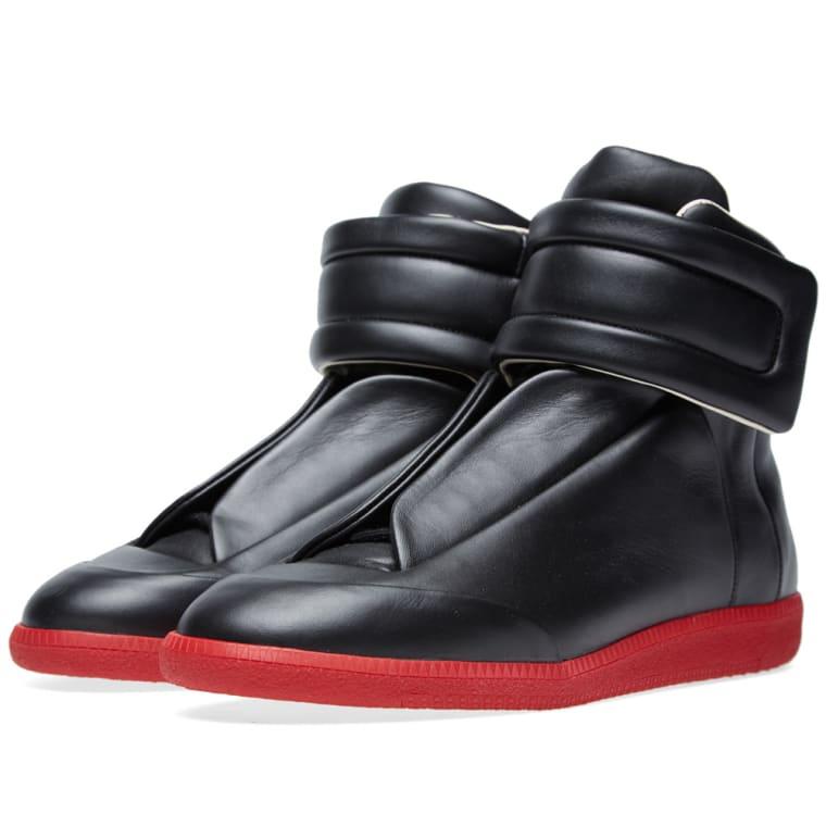 Maison MargielaFuture Leather Sneakers Gr. EU 44 AB08ibb