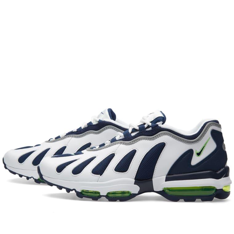 XX amp; Max Green END 96 NikeLab Blanc Air Scream Ox7ffTw