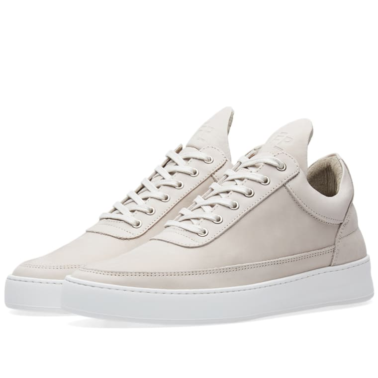 classic low-top sneakers - White Filling Pieces B5EqL