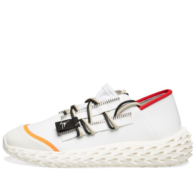 Sneaker Oversized white End Zanotti Sole Giuseppe Urchin 0qEgn4xFI