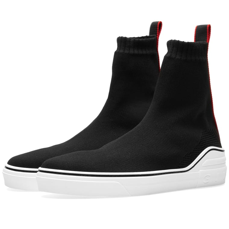 Givenchy Knit George V Sneakers FQx3LWT0