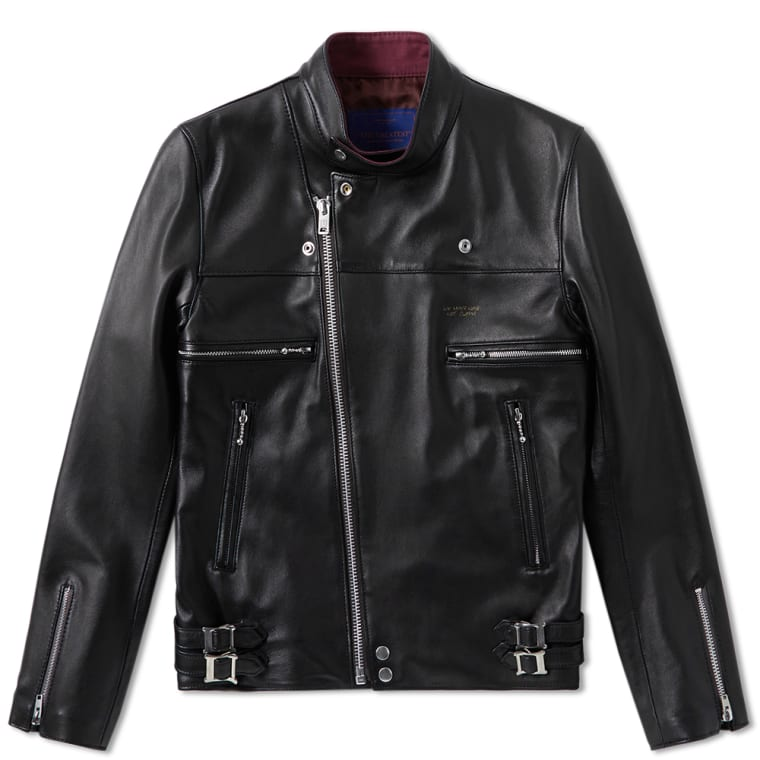 Low Shipping Cheap Online Undercover classic biker jacket Cheap Brand New Unisex Cheap Wholesale Outlet Footlocker For Sale Wholesale Price ds9yU