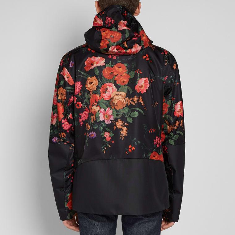 35ad8d435 3 3 3 Lorian Grenoble Genius Moncler End black Jacket Floral 5tqHHR