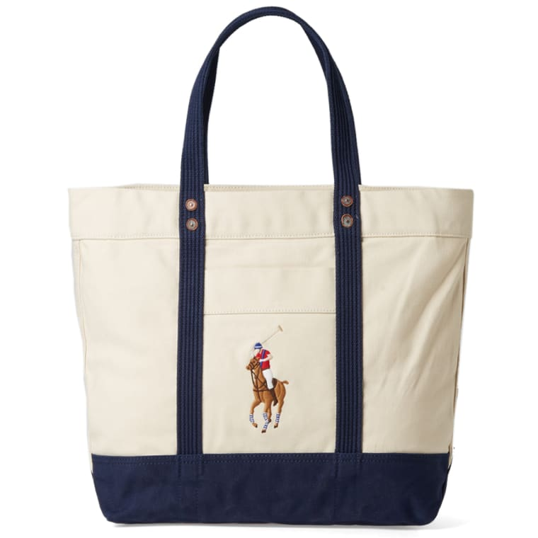 Polo Ralph Lauren tote bag Discount Best Sale chIq33S