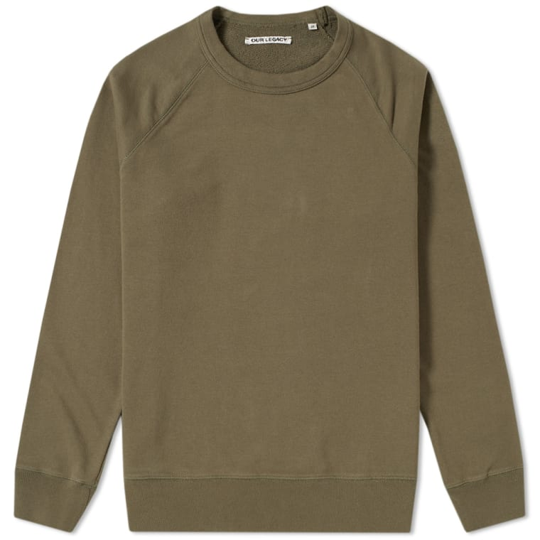 OUR LEGACY Pull-over en Coton 50's Great uUARn5A5
