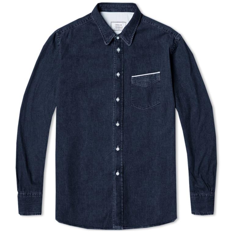 DENIM - Denim shirts Officine G Sale Lowest Price Free Shipping Genuine cMMCk