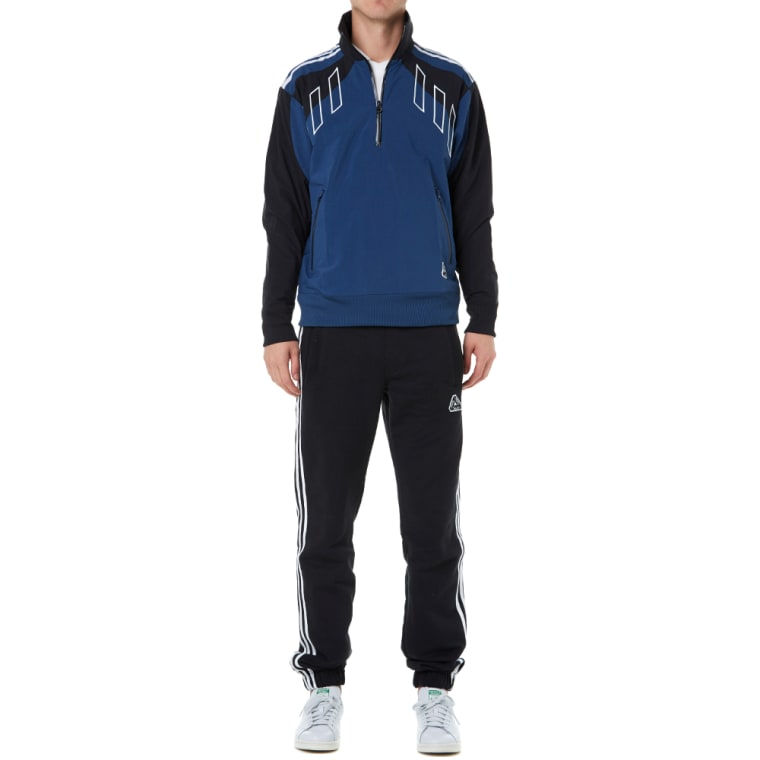 Zip Tracktop Palace rich End Blue amp; Adidas Black X Half 5tqIX