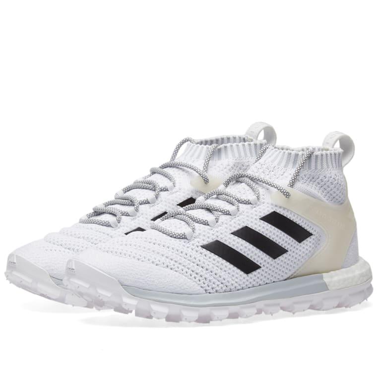 quality design 8e995 7797c white Mid Rubchinskiy Gosha Copa Boost Sneaker Primeknit Adidas X w8BB4qx17