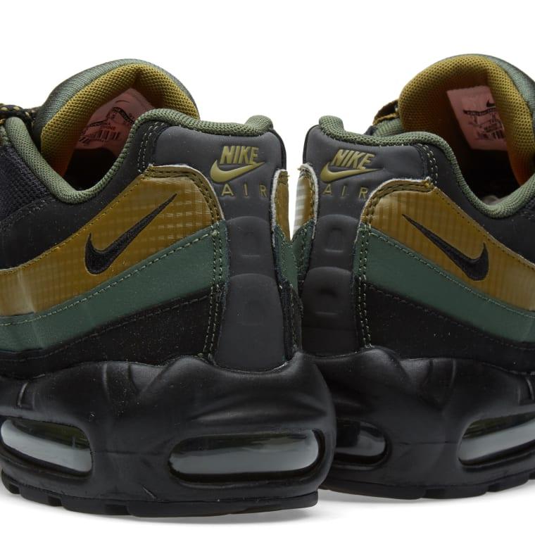amp; Air Green carbon End Black 95 Max Nike zdqXz