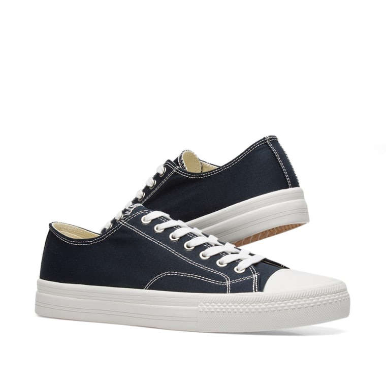 JUNYA WATANABE Navy Twill Sneakers Outlet With Mastercard Cheap Websites GZvE0nTv5o