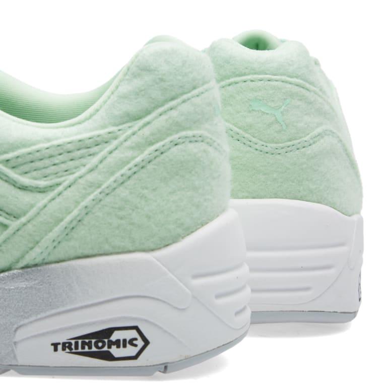 Puma End R698 Bright Green mint 1PARq 53b9f84fa