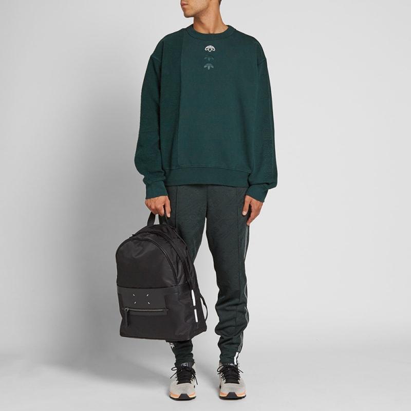Alexander Crew green Adidas Inout Ii Wang Sweat Originals Night By BqE7x6A