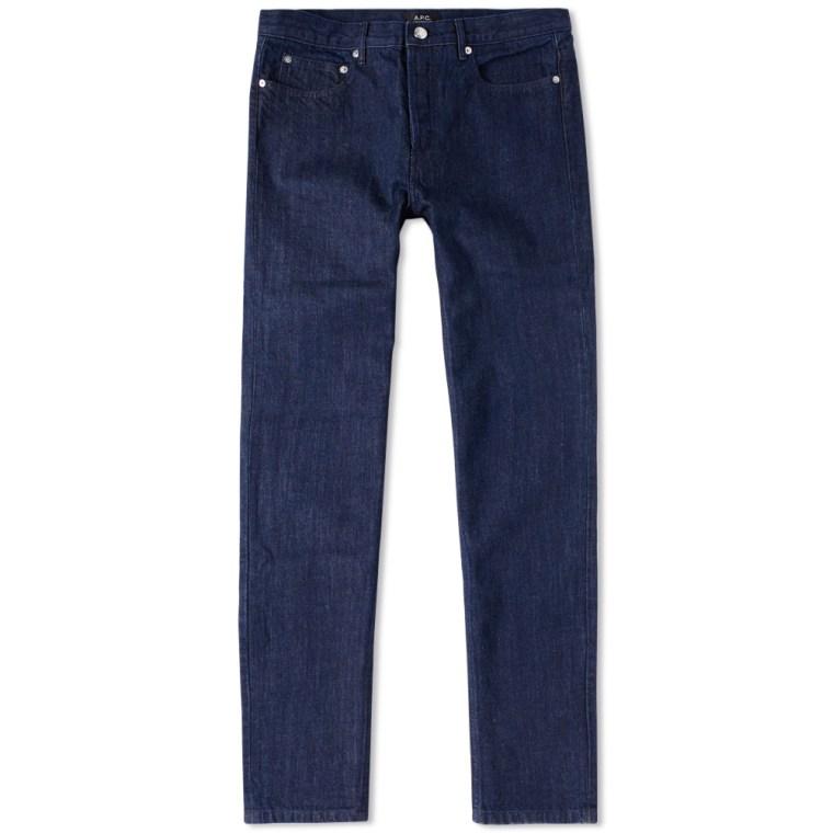 Des Jeans En Vente, Bleu Denim, Coton, 2017, 30 32 33 34 Apc