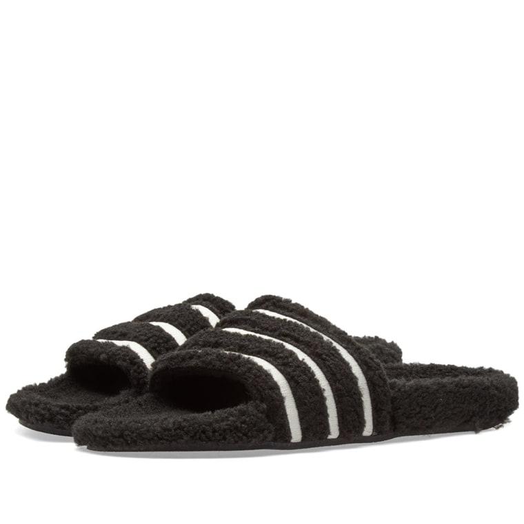 adidas Adilette core black/core black/white LjaSi4FE
