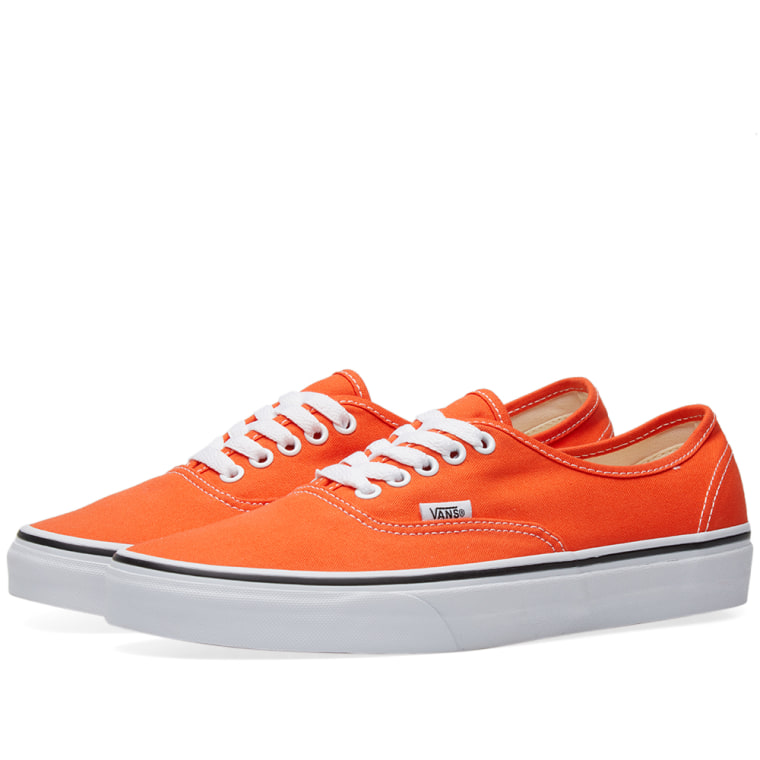Vans Authentic Flame/ True White lc8GG8