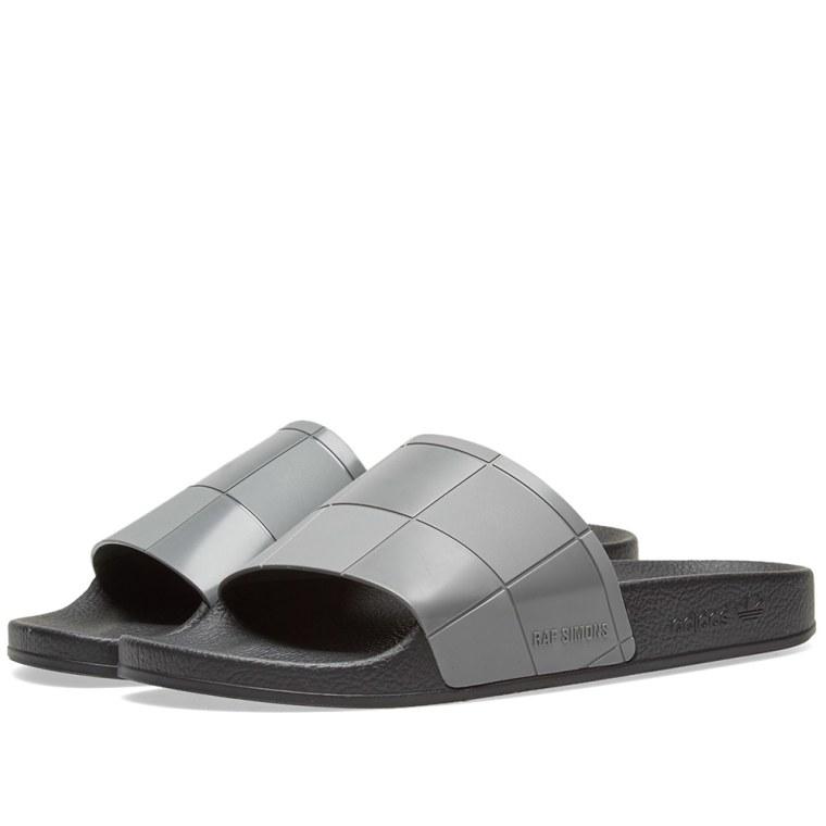 X adidas Adilette Checkerboard Slides adidas by Raf Simons n6RUwPBhM