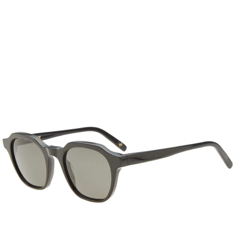 Dick Moby Sustainable Eyewear Sonnenbrille Amsterdam recycled black 1NPMuZ