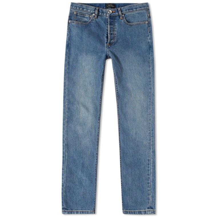New Standard jeans - Blue A.P.C. 8e0cwcQ