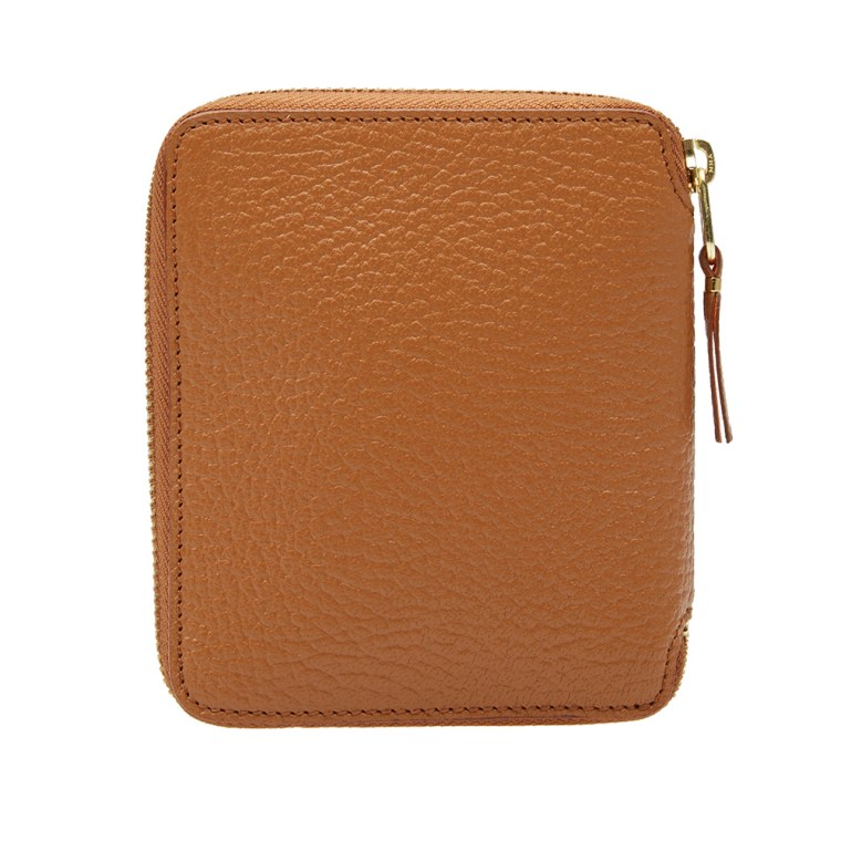 Continental Wallet - Brown Comme Des Gar?ons IZoJrzPe