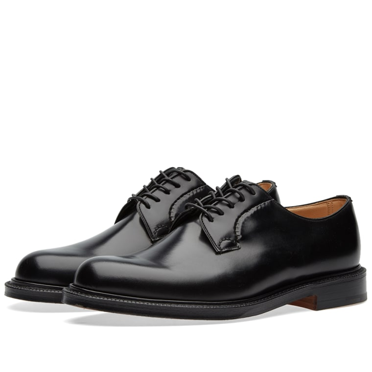 Black Shannon Derbys Churchs Discount Browse Factory Price DH0CPr