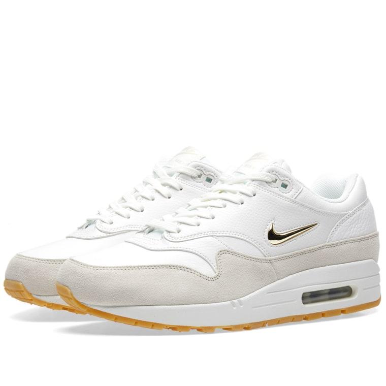 Air Max 1 sneakers - White Nike kRGJ3