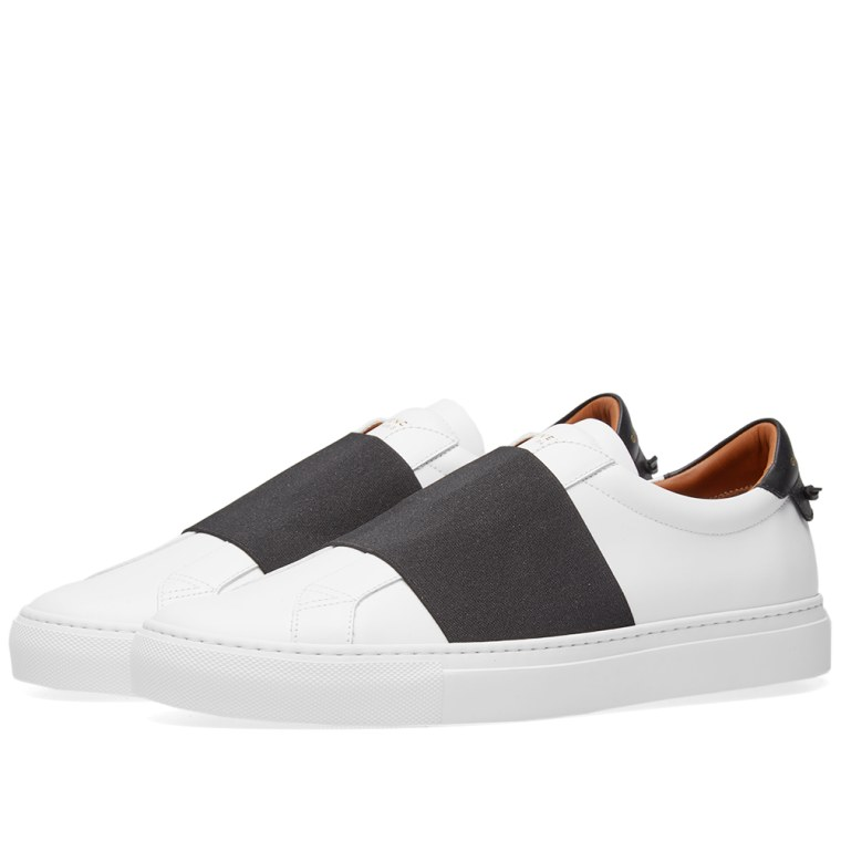 Givenchy Chaussures Sangle Élastique - Blanc Ay8OE