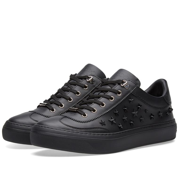 Choo Jimmy « As » Chaussures De Sport - Noir sq3EJc
