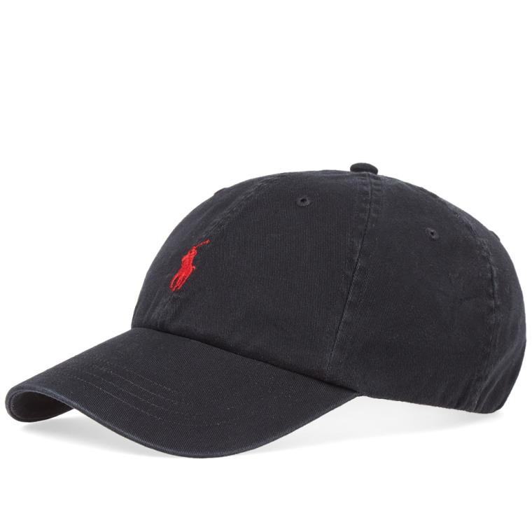 logo cap - Black Polo Ralph Lauren pp9O3329