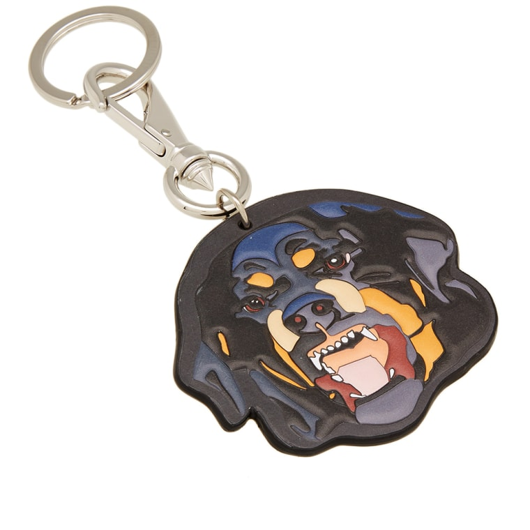 rottweiler embossed keyring - Black Givenchy bnfLicQ1