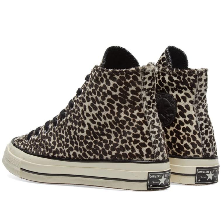 AS Hi Can Cheetah Tan Black 39.5 Converse BCkPU