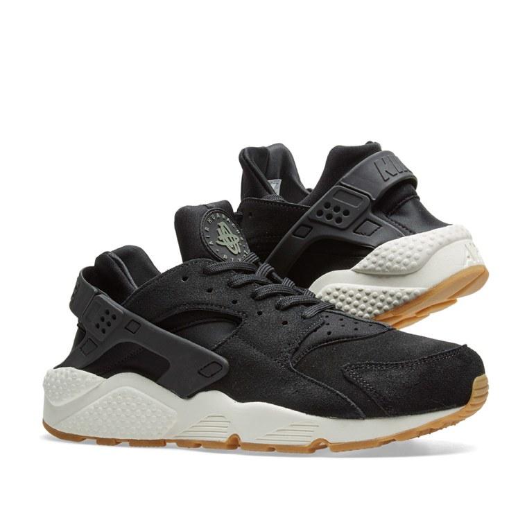 Run Nike Air Huarache Sd W Chaussures Noires Uj6Fs