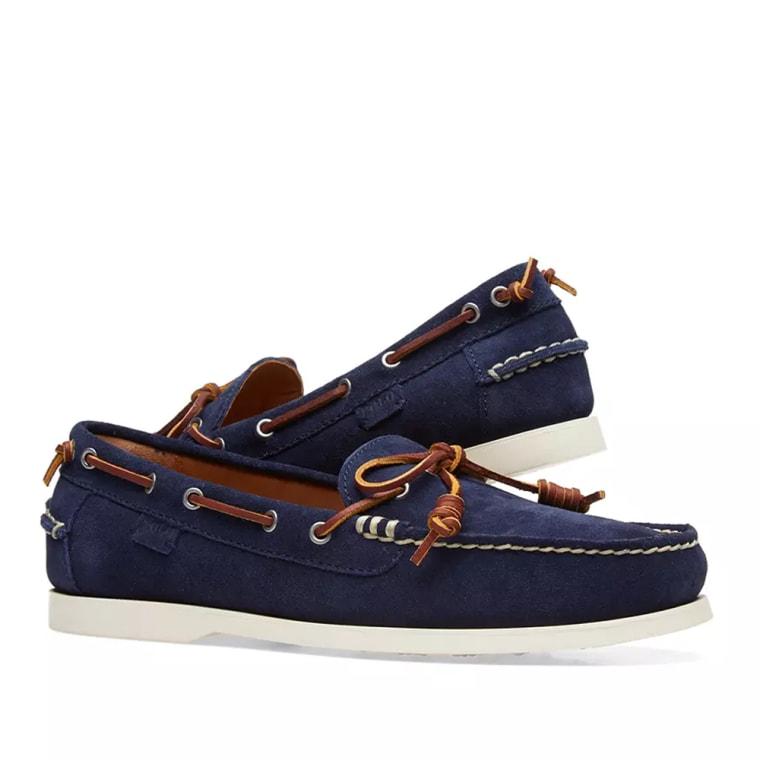 Polo Ralph LaurenMILLARD - Boat shoes - aviator navy 2Mf8lX5Oj