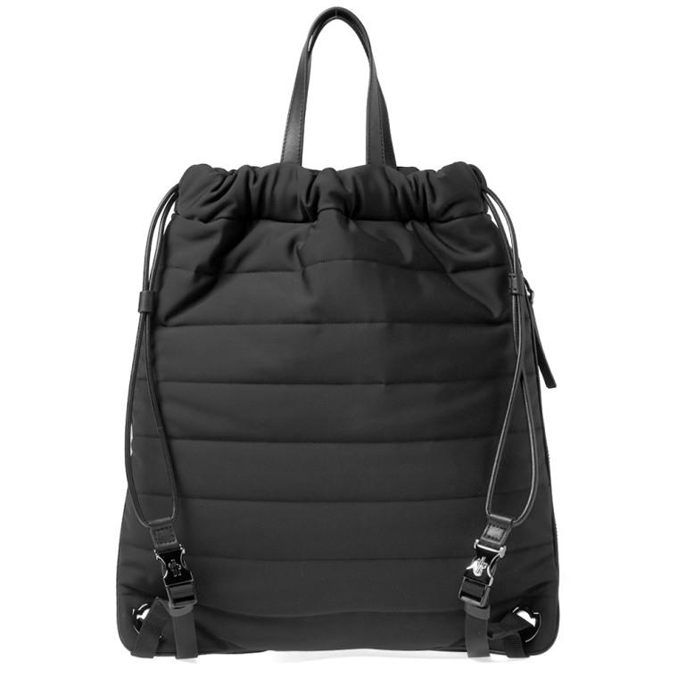 Buy Cheap Official Affordable Sale Online drawstring tote - Black Moncler Sast Sale Online TbR2c