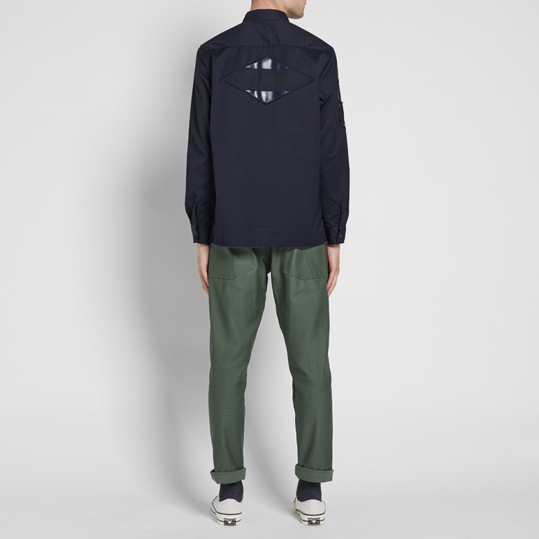 Slam Jam x Carhartt Minute Man trousers - Blue Carhartt Work in Progress Discount Sast Sale 2018 New And Fashion 5Gm8a0ohiu