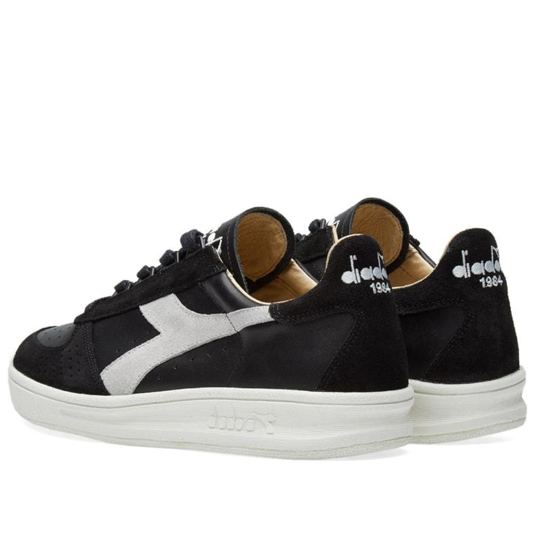 Diadora B Élite Chaussures De Sport Sl - Noir PgtJyFOR