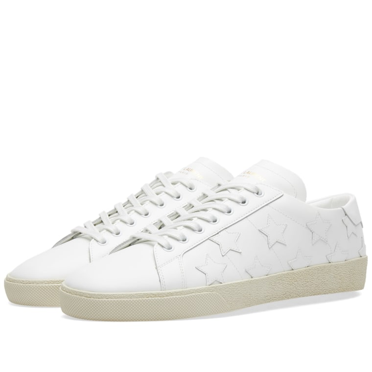 Saint LaurentStar sl06 sneakers BlNCSupFDQ