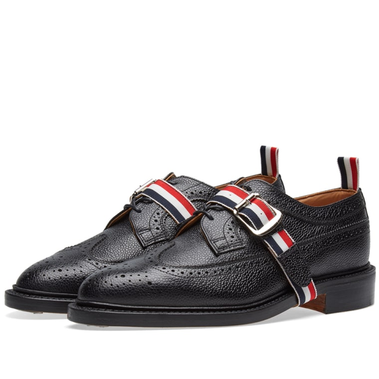 Thom Browne Straped brogues ZtgIzxa