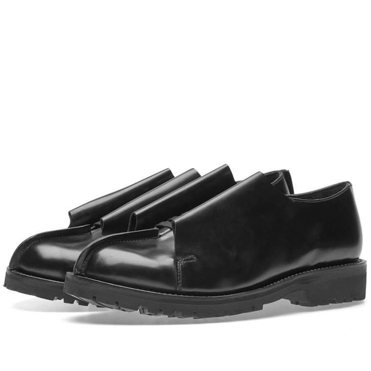 X Craig Green leather derby shoes Grenson mnrrgn