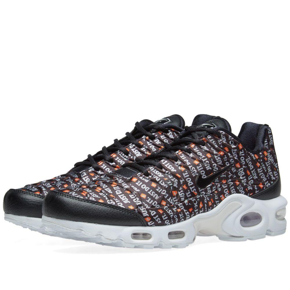 Plus Se Nike Max W Air OrangeEnd BlackWhiteamp; 80nOwNvm