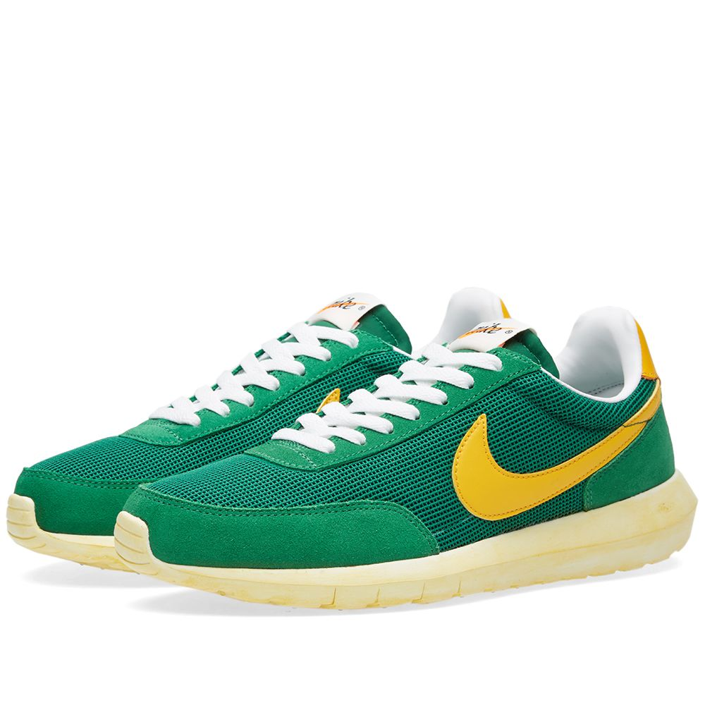 Nike Nm Pine Einde geel groen Roshe Daybreak rPqS4UcrT